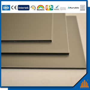 polycarbonate sheet aluminum composite panel/ India supplier