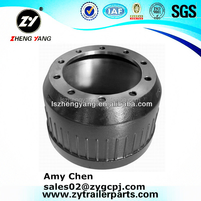 Factory price Semi trailer brake drum trailer hub