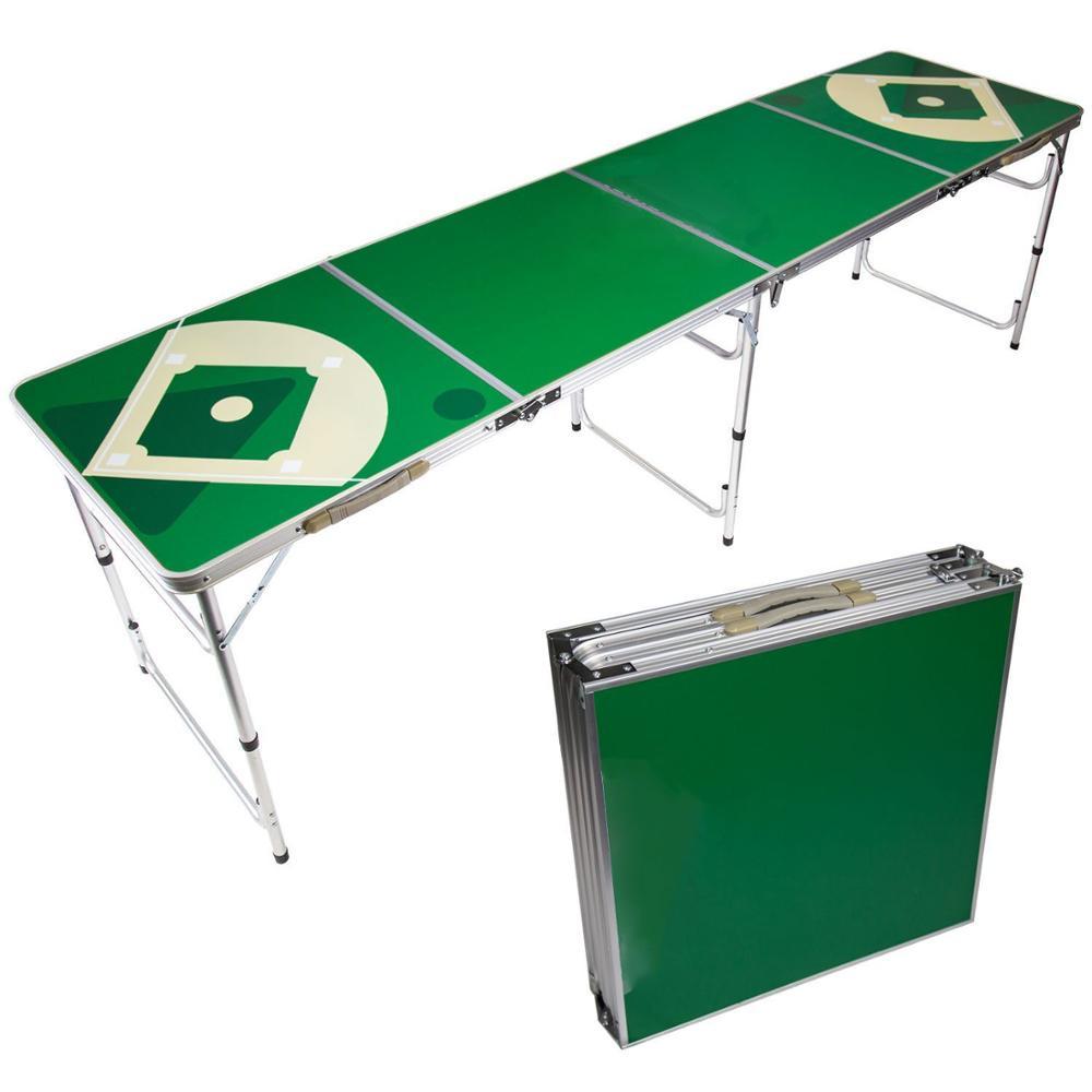 Bier Pong Tisch Spiel, Maßgeschneiderte, OEM Bier Pong Tisch