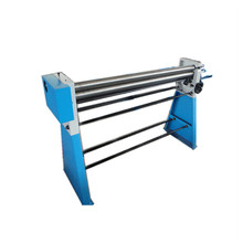 1000*2mm Metal Sheet Handmatige Bediening Rolling Machine