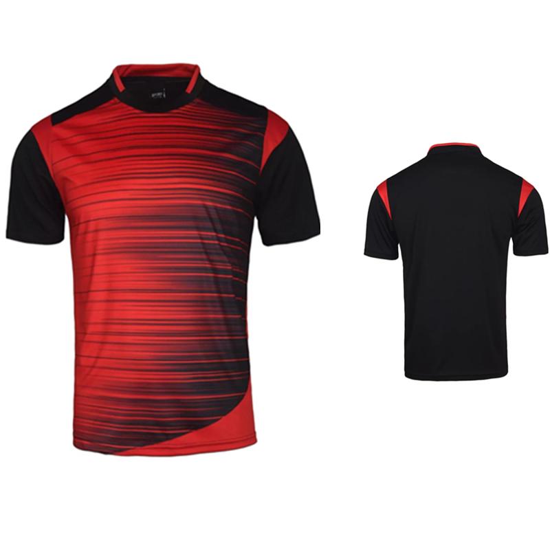 411bb87c8 جودة التايلاندية الرياضية 2016 2017 قمصان الرجال لكرة القدم جيرسي قميص  التدريب paintless جيرسي الركض القمصان