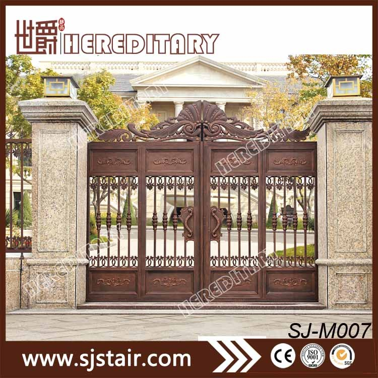 Latest Modern Steel Driveway Indian House Main Gate Colors