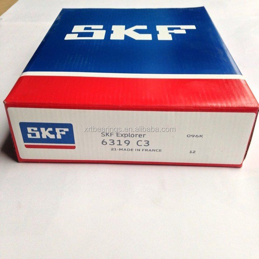 China SKF bearing distributor 6319 high quality skf deep groove ball bearing 6319/C3
