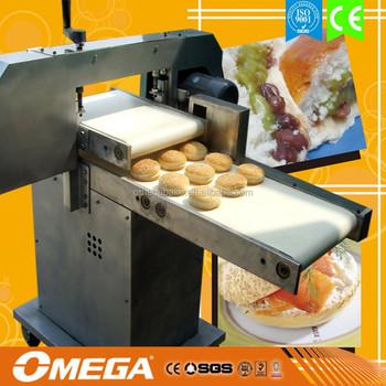 Omega Burger Bun Slicer Machines Buy Burger Bunelectric Bread Slicerautomatic Bread Slicer Product On Alibabacom