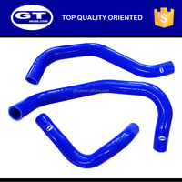 Motorcycle silicone hose kits for KAWASAKI ZX6R NINJA 03-04