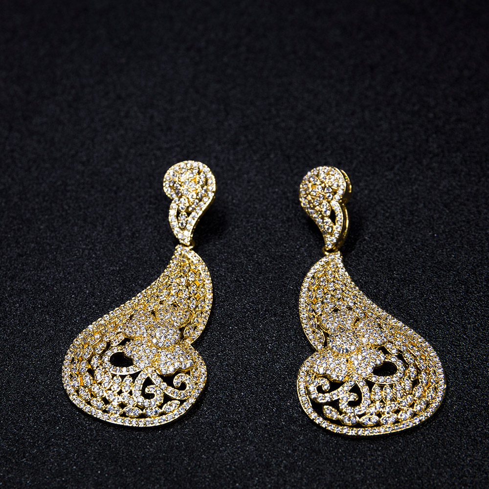 in zircon on shopping lady gem from white b earrings free nepal wedding item nepali quality accessories inlay gold fashion plated brilliant aliexpress jewelry various stud styles shipping high plating com