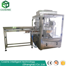 automatic spout bag filling and capping machine,spout pouch bag filling and sealing mahcine