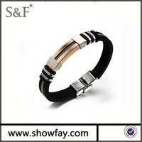 bracelet , 2017 In Stock New Product Handmade Stainless Steel jewelry Men Fashion Bracelet