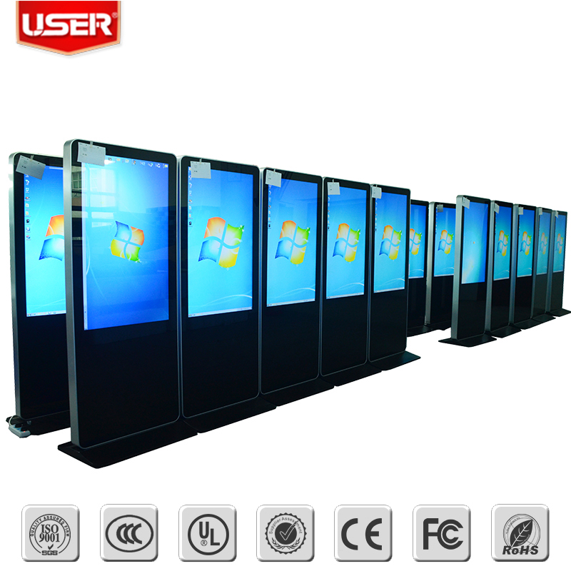 55 Inch Floor Stand Digital Signage,Totem,Lcd Advertising Screens - Buy  Advertising Screens,Digital Signage,Lcd Screen Product on Alibaba com
