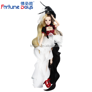 Wholesale fashion sex Zodiac Gemini BjD doll China