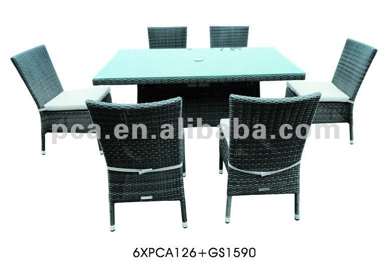 Rattan Outdoor Furniture / Rattan Dining Chair