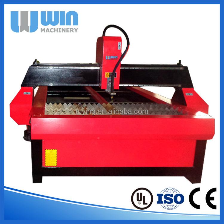 1530 Metalling Cutting Machine China Hobby Plasma Cut Cnc