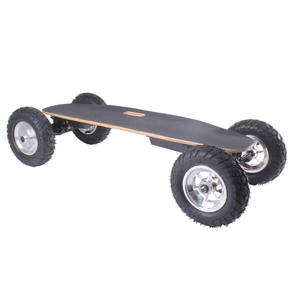 2018 New product factory price outdoor sports 4 wheels off road Electric Skateboard Self Balance Electric Skateboard for adults