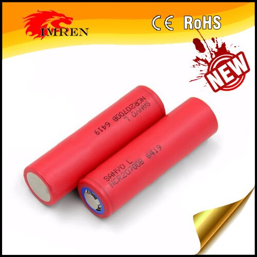 Original High Quality 20700 battery sanyo 20700 battery ncr20700b 4250mah 10Amps