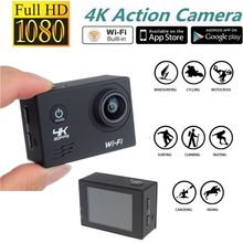 Free shipping!Full HD 4K@30fps SJ8000 170 Degree Wide Angle 16MP WiFi Sports Action Camera DVR