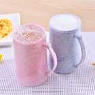 Freeze Ice Mug Cup Plastic Drinking Beer Juice Cup