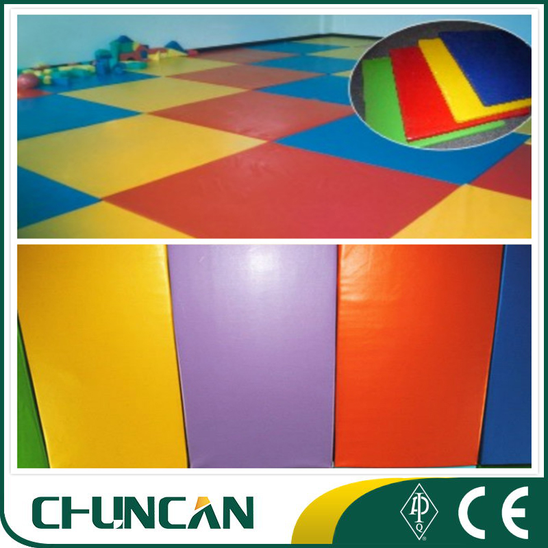 Safety protection kindergarden floor mat customizable soft mat for baby