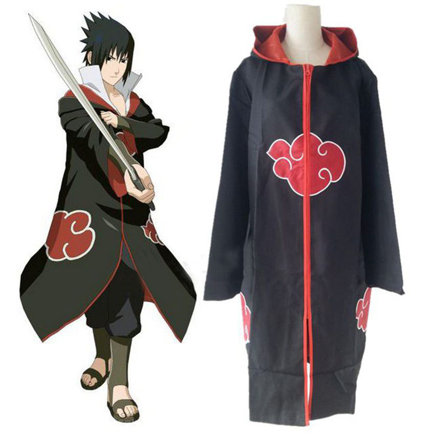 Sasuke in akatsuki cloak - Review | Akatsuki Cloak | HD - YouTube