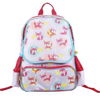 official photos dbaf0 c6bd8 European Design Little Fox Cute Teenage Girl Backpacks For School