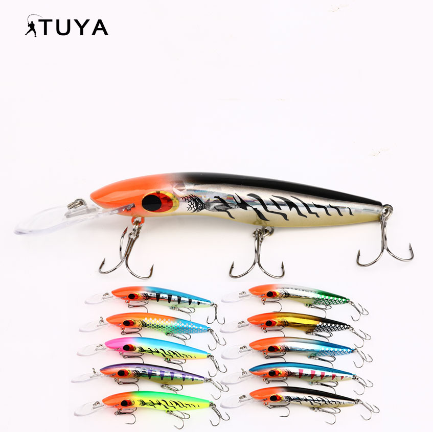 Reliable and Good jigging minnow fishing lure