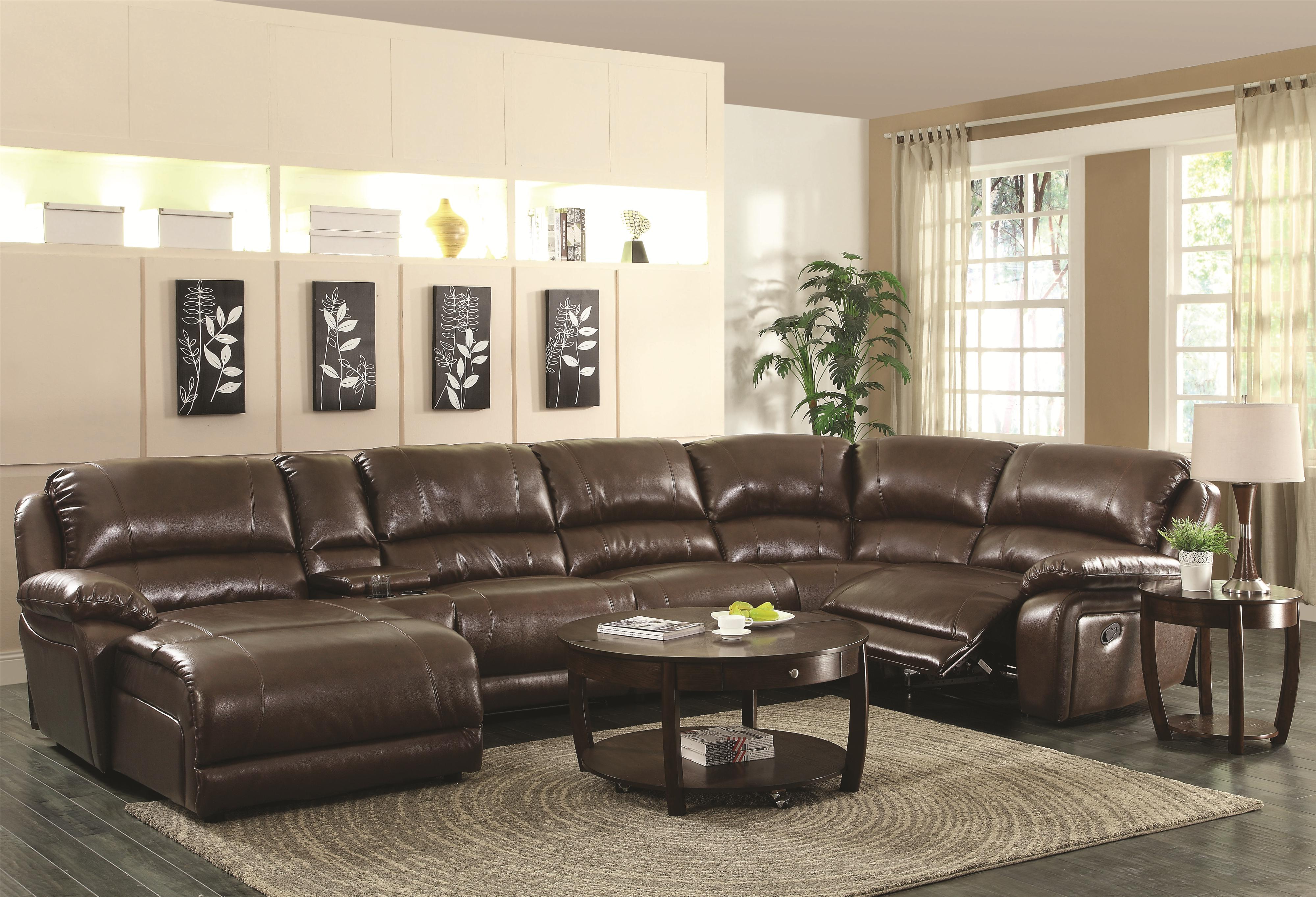 Frank Furniture Antique Style Leather