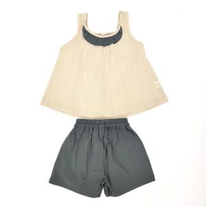 8f9f71efb Children clothing set 2019 new summer style girls vest and short skirt sets  kids clothes