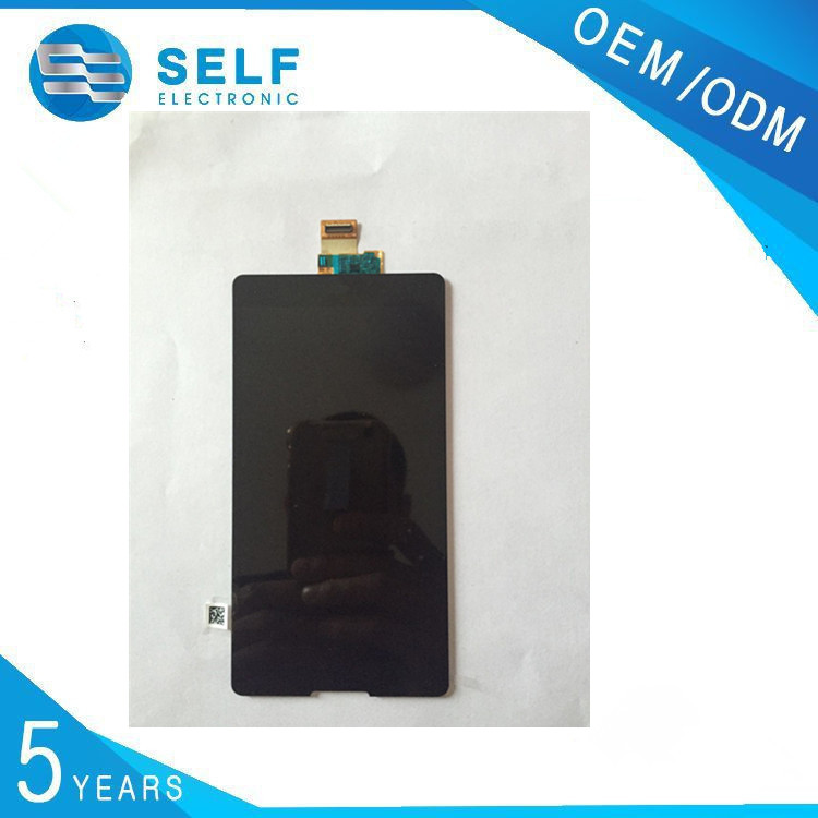 Smart Mobile phones display Hot sale item lcd digitizer for LG K220,assembly for LG K220