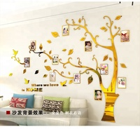 Home Decoration Family Memory Tree Wall Decor Living Room Art House Wall Stickers decoration