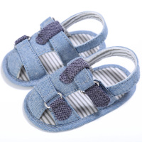 High Quality Summer Cotton Tollder Baby Kids Shoes Sandals Girl/Boys Sandals 2017