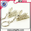easy to use 3d picture animal animation keychains