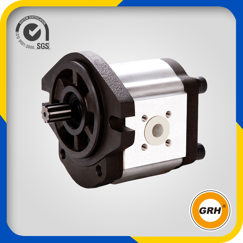 Cast iron hydraulic gear pump, fork lift gear pump