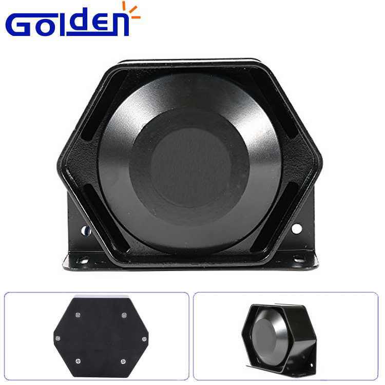 HSK-GRT-002 long distance high power DB vintage siren horn speaker reflex electronic loundspeaker emergency waterproof alarm