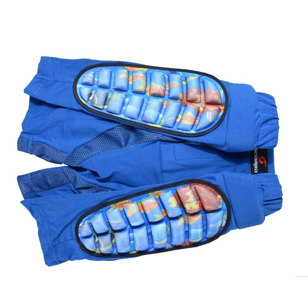 Cibeat 3D Protection Hip EVA Paded Short Pants-Protective Gear Guard Pad for Ski Skiing Skating Snowboard
