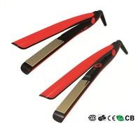 Professional salon hair straightener hair salon equipment digital hair straighteners