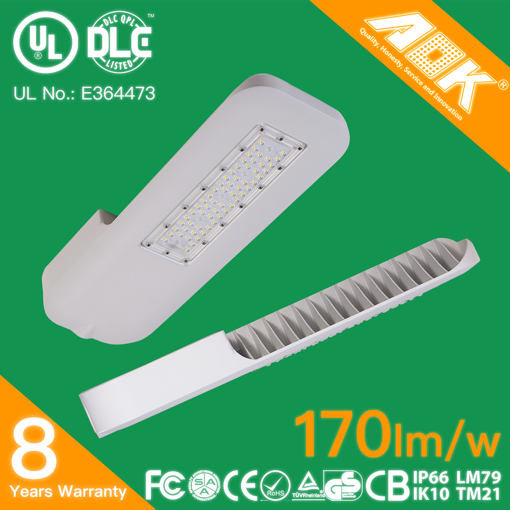 20w 30w 40w 50w led mini street light die cast aluminum fixture
