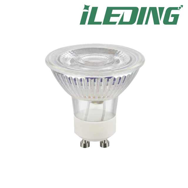 Factory price ES 6W 3000K dimmable GU10 LED <strong>spotlight</strong>