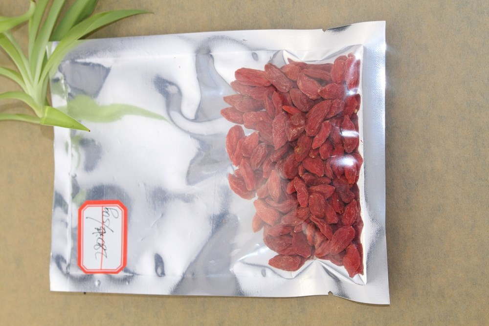 Cuisson naturelle Snack Alimentaire Grade AD Fruits Secs Baies De Goji