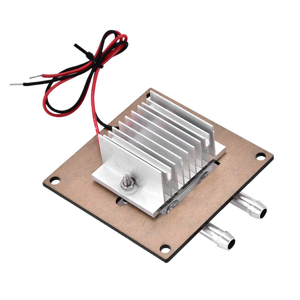 Asixx DIY Thermoelectric Peltier Refrigeration Semiconductor Cooler Air Cooling Device 20A 12V Thermoelectric Cooler