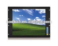 "19""Rackmount TFT LCD Touch monitor with DVI,VGA,1280*1024"