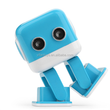 Wholesale Kid Toy Cubee Robot Wifi Remote Control Humanoid Intelligence Robot Kid Education Intelligent Music Dancing RC Robot