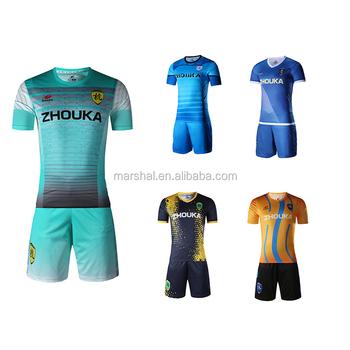 100% poliéster camiseta DIY camiseta para hombres equipo europeo de fútbol  desgaste 636f30568c794