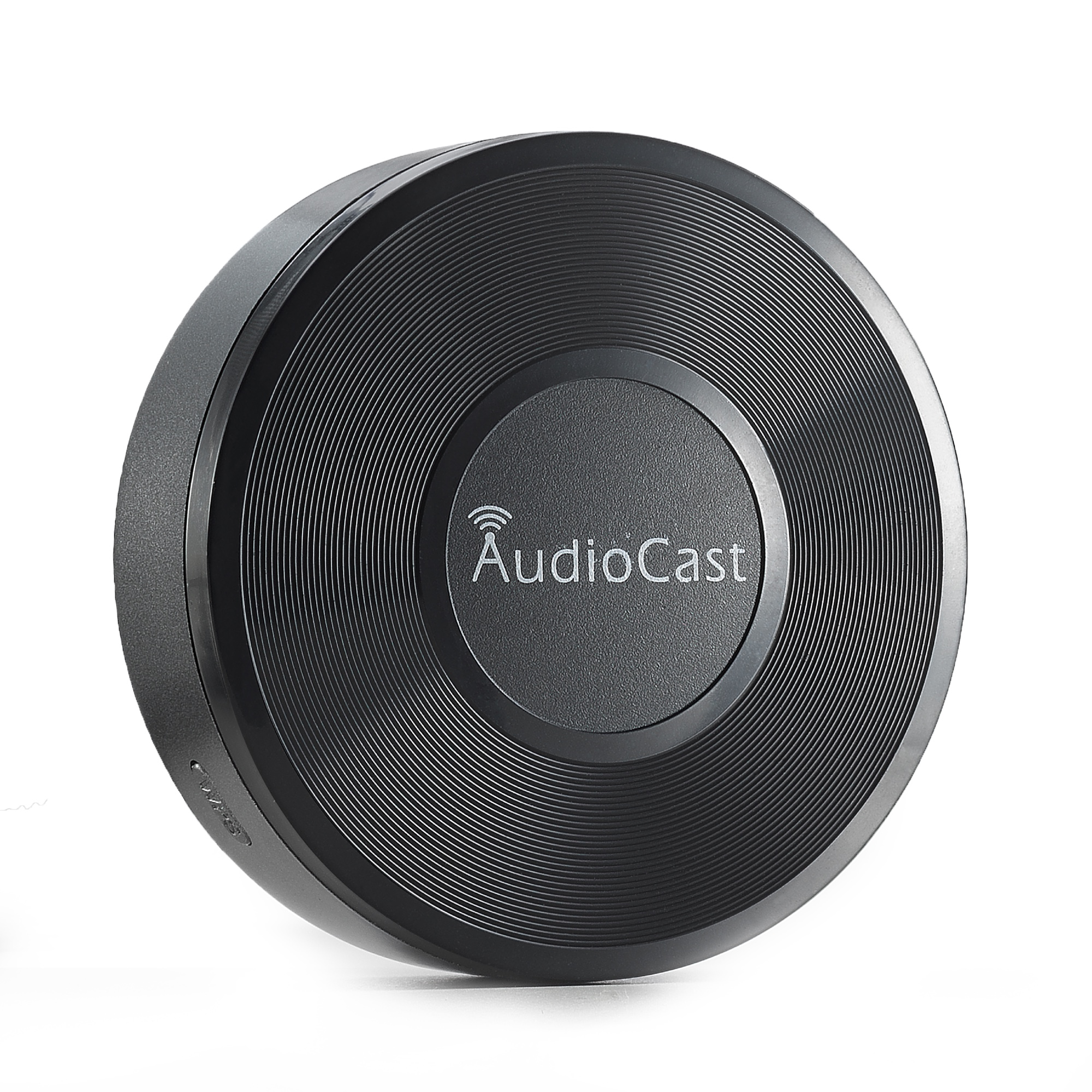 Chromecast Audiocast M5 Transmitter Supporting Dlna Airplay Spotify  Iheartradio Stream Audio To Speaker Systems Via Wifi - Buy  Chromecast,Airplay