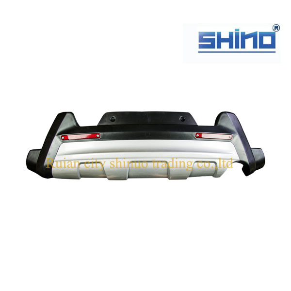Wholesale Great quality auto spare parts of BYD S6 Rear bumper with ISO9001 certification