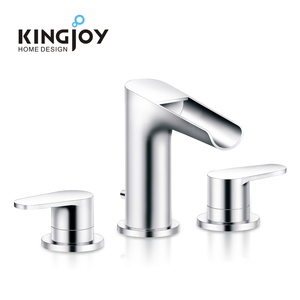 Bset european sanitary ware bathroom tap sets laboratory faucet wash basin taps brass double hand outlet tap