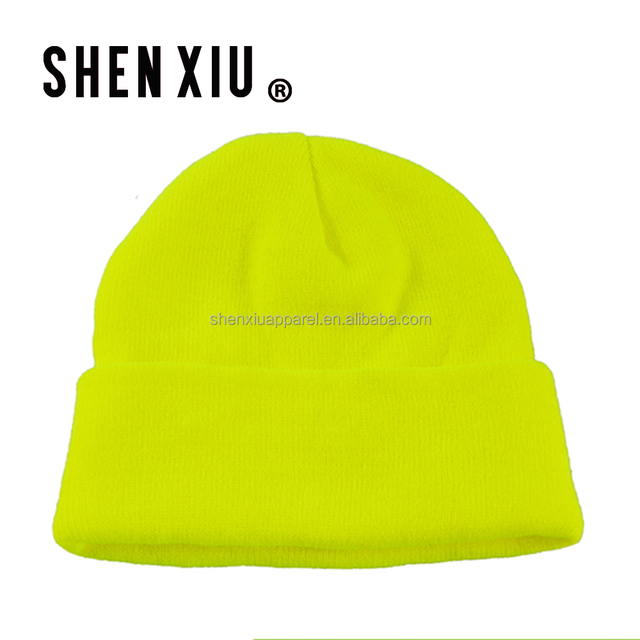 wholesale custom embroidered beanie hat custom