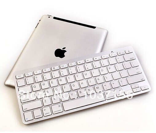 best bluetooth wireless keyboard for apple ipad 1 2nd 3rd 4 macbook mac computer pc in keyboards. Black Bedroom Furniture Sets. Home Design Ideas