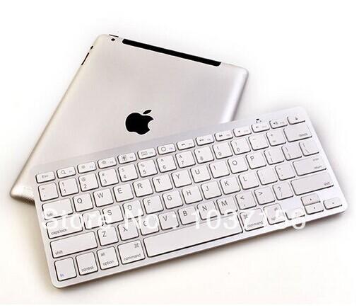 best bluetooth wireless keyboard for apple ipad 1 2nd 3rd 4 macbook mac computer pc in keyboards. Black Bedroom Furniture Sets. Home Design Ideas