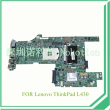 "FRU 04Y2001 For lenovo thinkpad L430 14"" Laptop motherboard HD4000 DDR3"