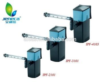 15w 600l/h Aquarium Internal Power Filter Ipf-2101