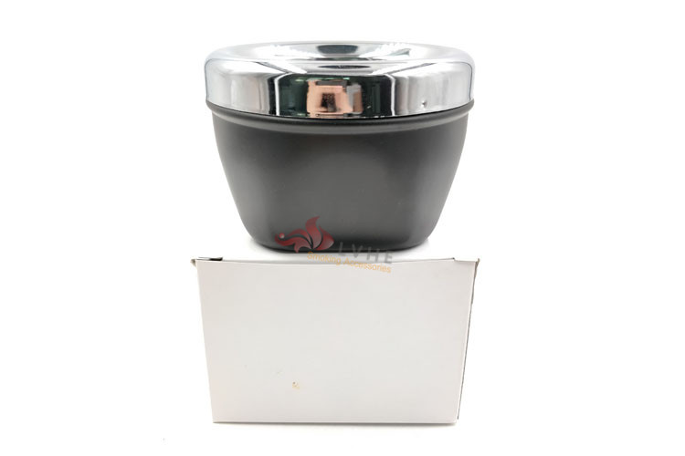 T024AP LVHE Eco-friendly Stand Up Concrete Aouvenir Portable Ashtray